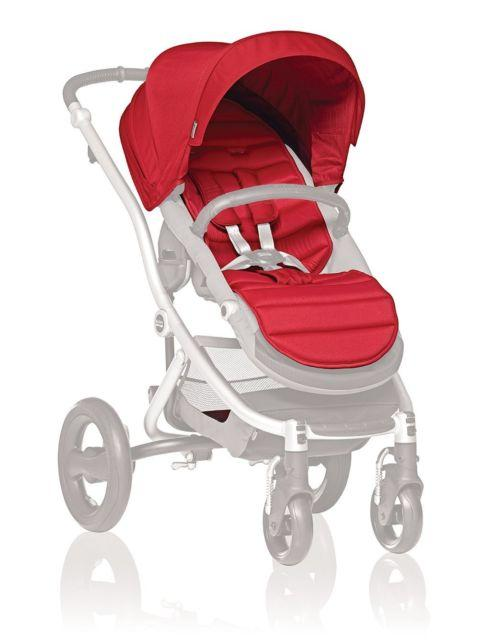 Britax Affinity Color Pack in Red Pepper