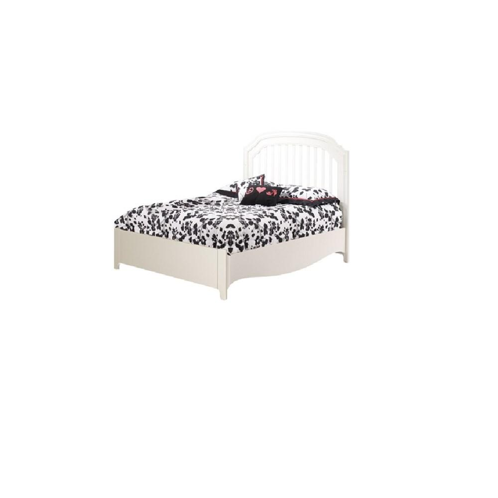 Natart Allegra Double Bed 54″ (low profile footboard)