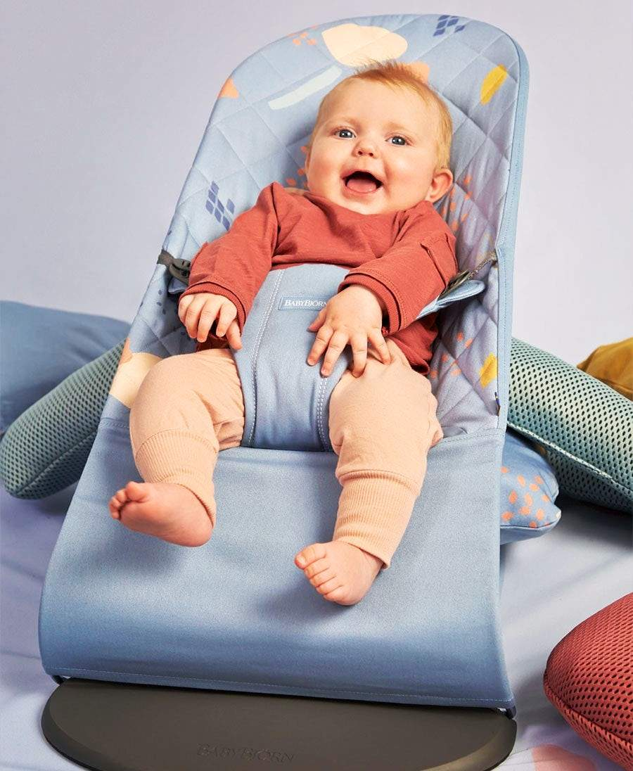 Baby Bjorn Bouncer Bliss Cotton