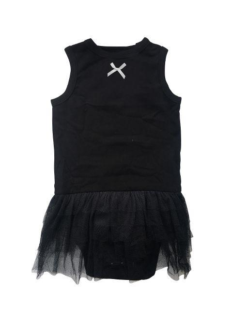 The Tiny Universe Body Ballerina Short Sleeves in Black