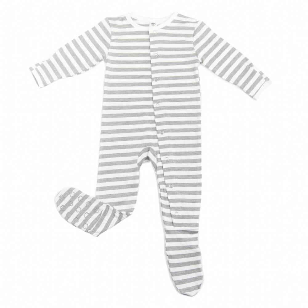 Earth Baby Outfitters Organic Bamboo Footie
