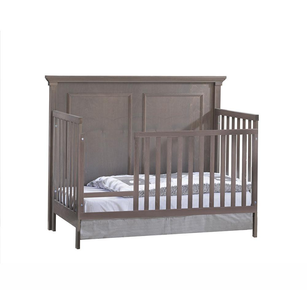 Natart Belmont ''5-in-1'' Convertible Crib without rails