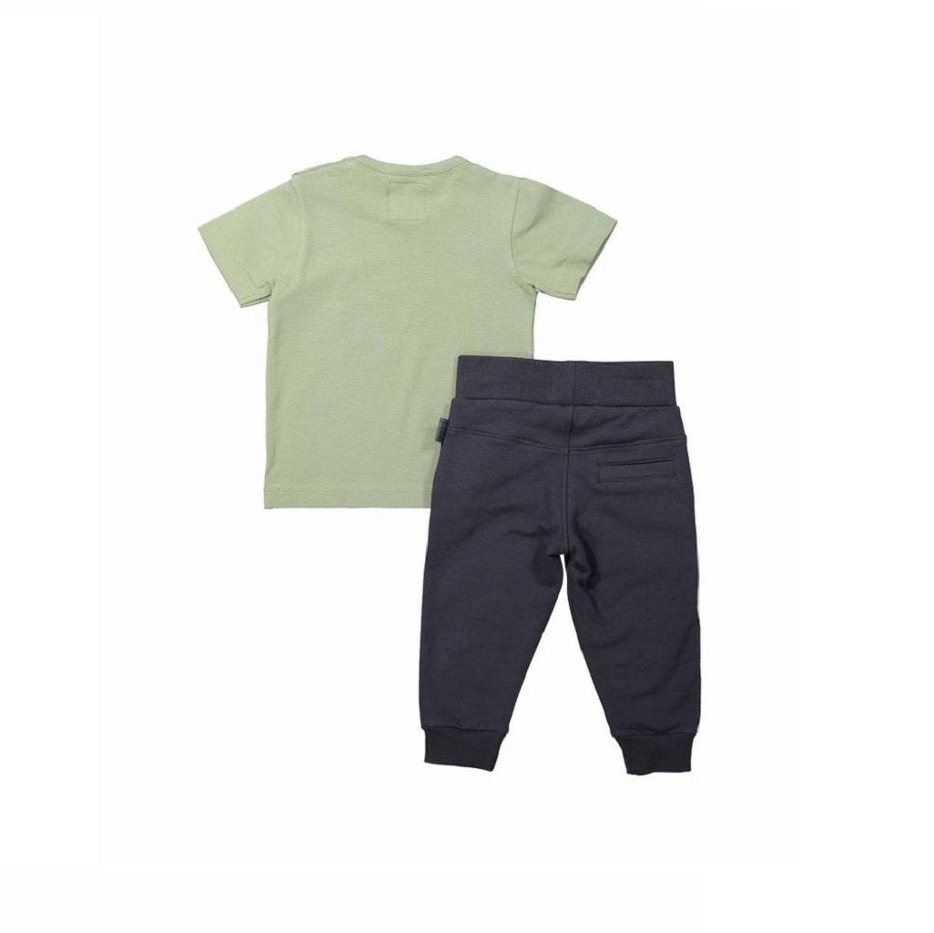 Koko Noko Boys 2-piece set with sweatpants and T-shirt