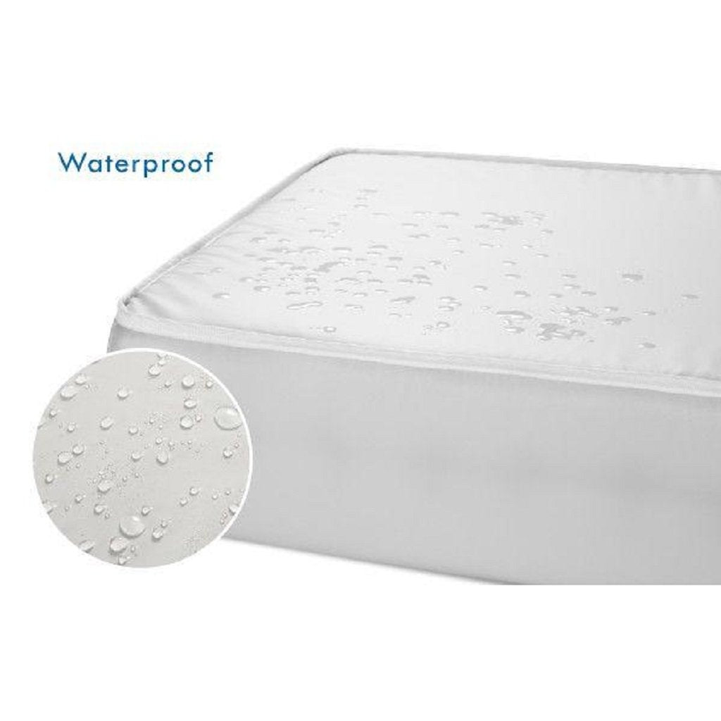 Davinci TotalCoil Mattress with Non-Toxic Hypoallergenic Waterproof Cover