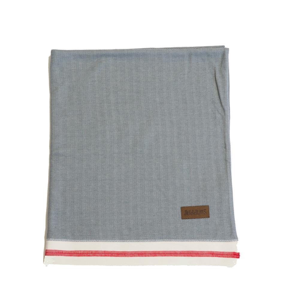 Juddlies Cottage Play Blanket in Driftwood Grey