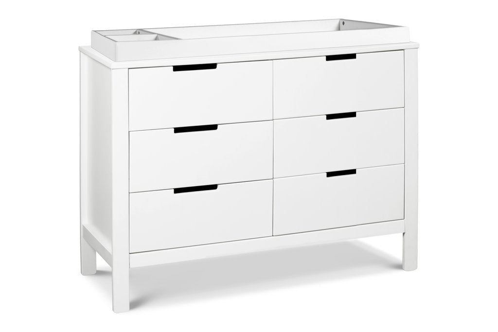 Da Vinci Colby 6-Drawer Double Dresser