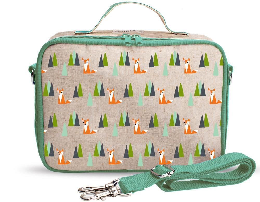 SoYoung Olive Fox Lunch Box