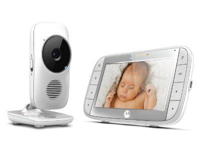 "Motorola 5"" BABY VIDEO MONITOR"