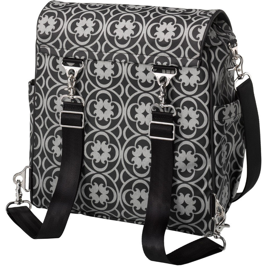 Petunia Pickle Bottom Boxy Backpack Diaper Bag in Casbah Nights