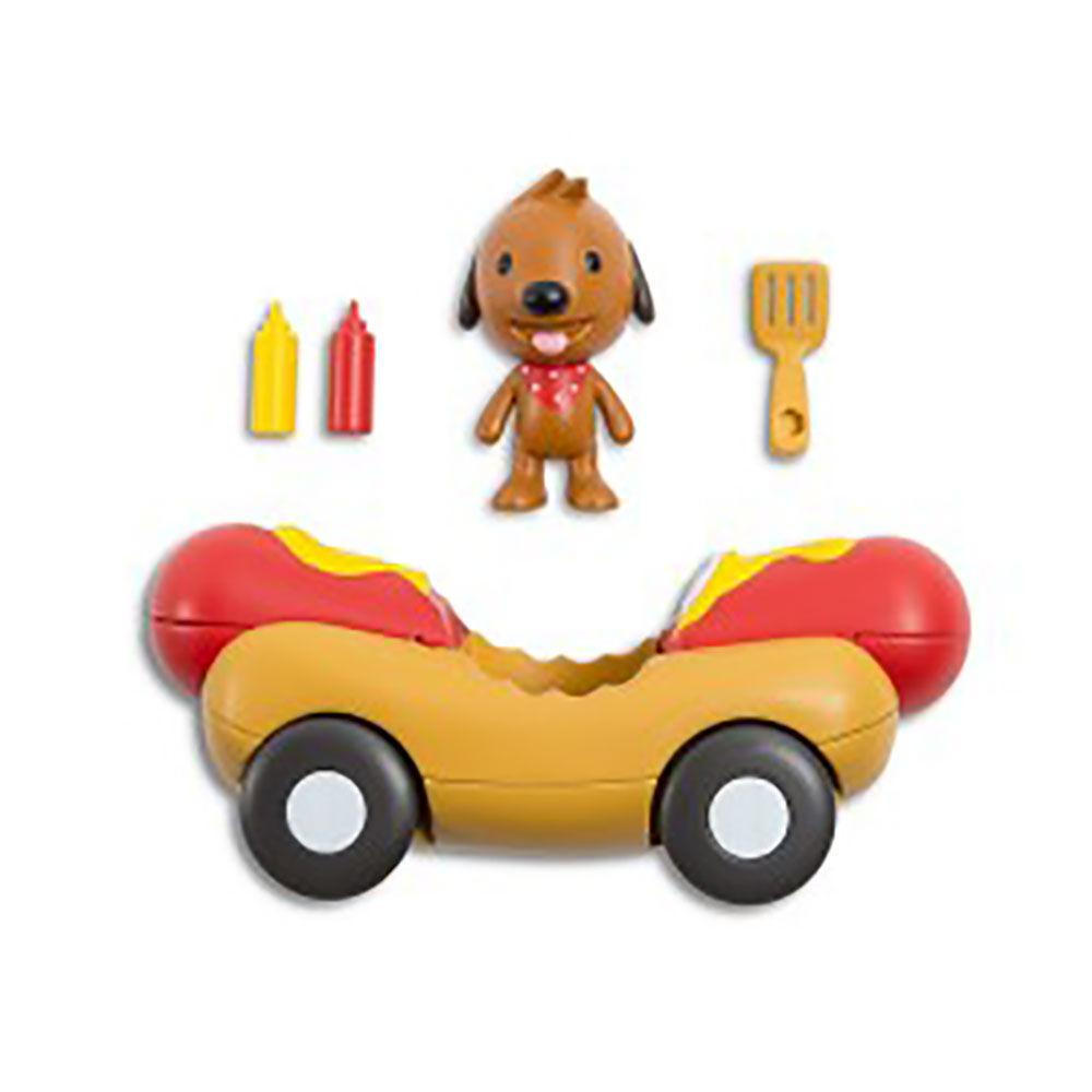 Sago Mini Vehicle: Harvey's Veggie Dog Car