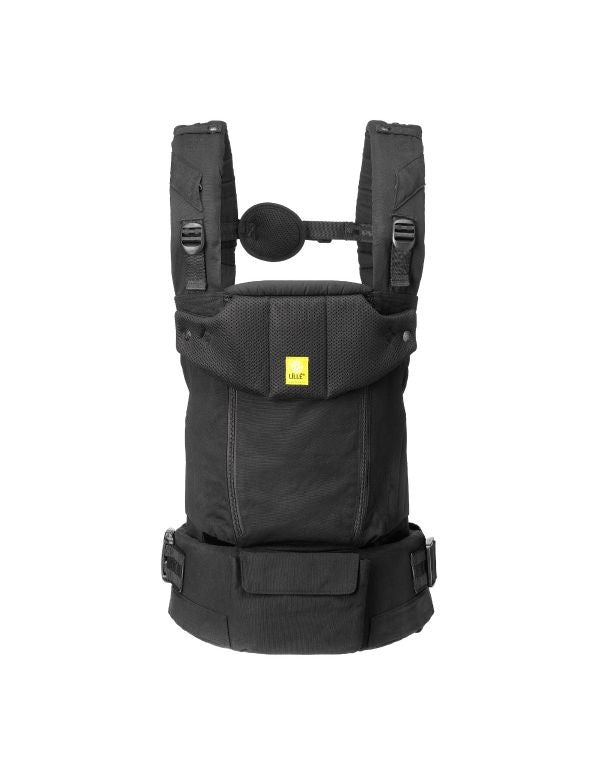 LILLEbaby Serenity All Seasons Carrier in Black
