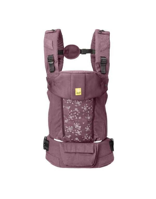 LILLEbaby Serenity All Seasons Carrier in Fig