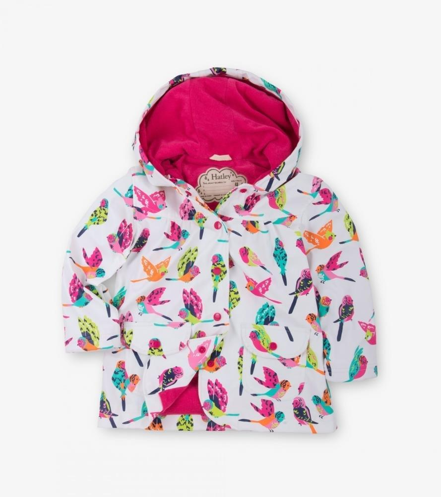 Hatley Tropical Birds Raincoat