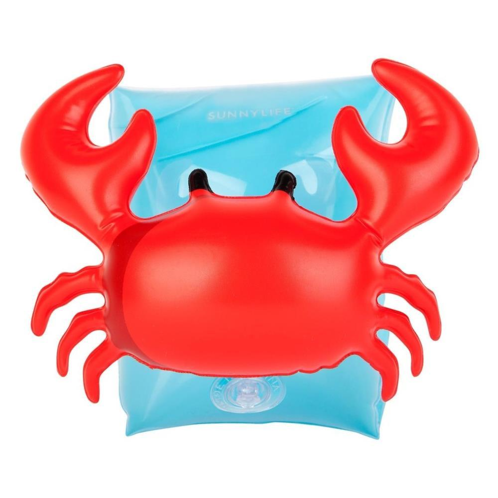 Sunnylife Inflatable Arm Band Floaties Crabby