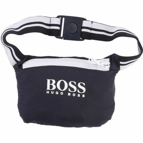 Hugo Boss Pack-Away Navy Windbreaker