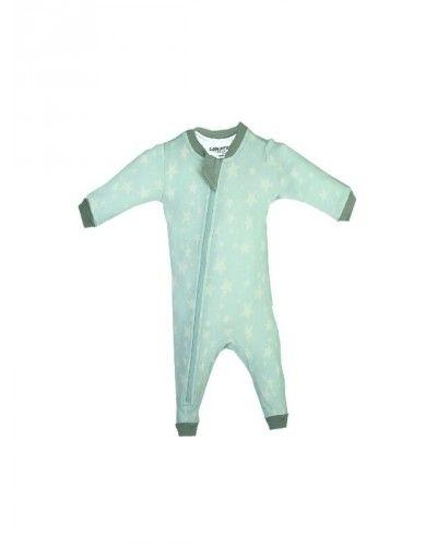 Zippy Jamz Footless Slumber Star, Teal