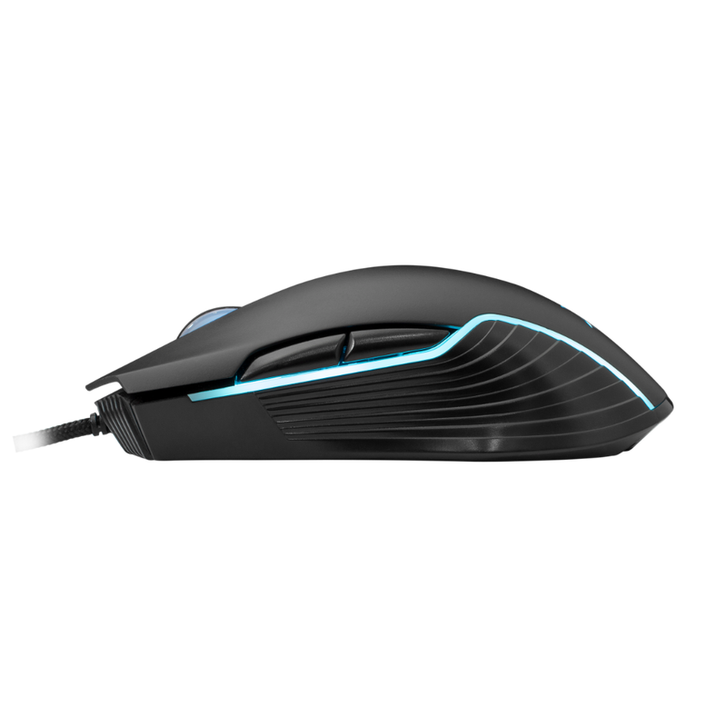 White Shark gaming muis GM-3006 Azarah - 6400 dpi