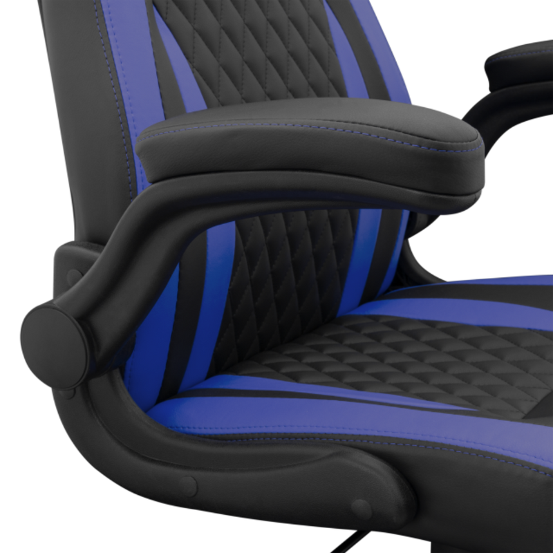 White Shark GAMING CHAIR DERVISH Black/Blue