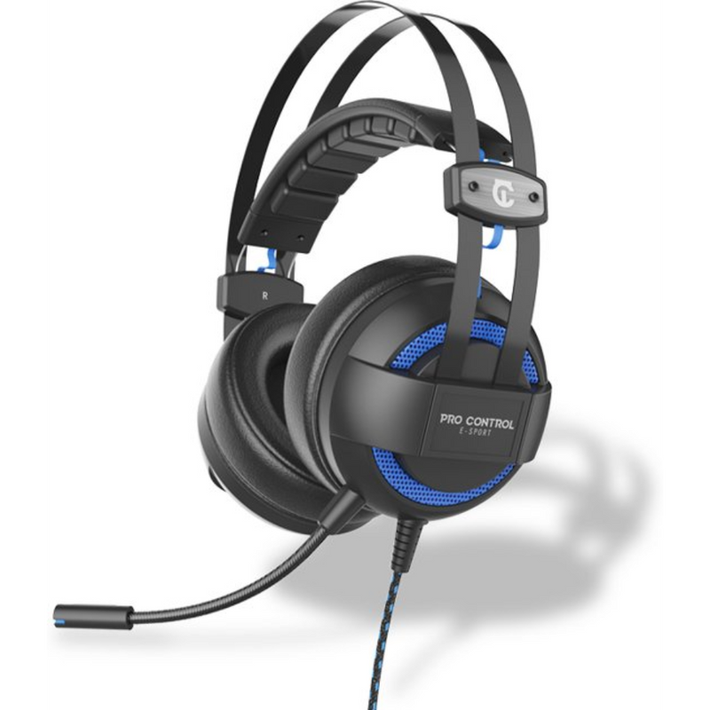 Under control E-sports 7.1 Gaming Headsets voor PS4