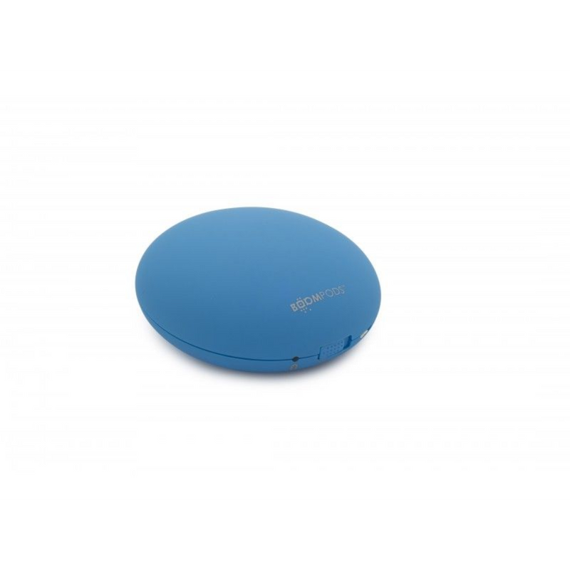 Boompods Bluetooth Speakers Downdraft , Blue