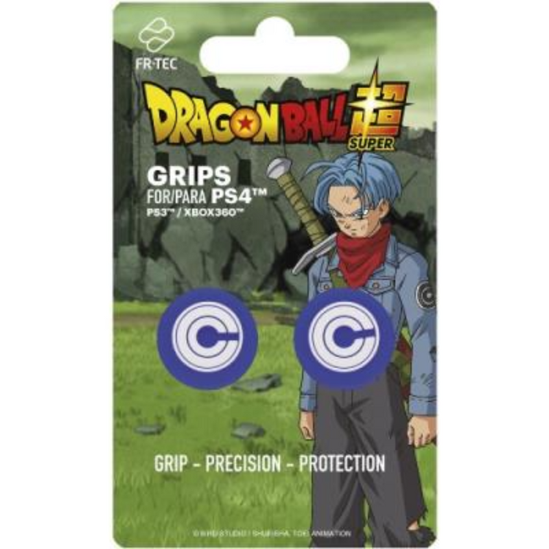 "Dragon Ball Super Thumb Grip ""Capsule Corp""  voor PS4"