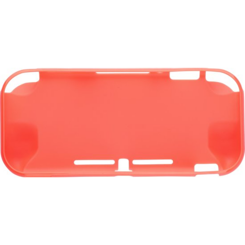 Nintendo Switch Lite Protection Bumper met XL Thumb Grips - Rood