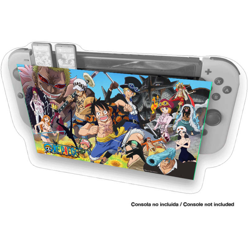 One Piece - Nintendo Switch - Standaard - Dock Cover