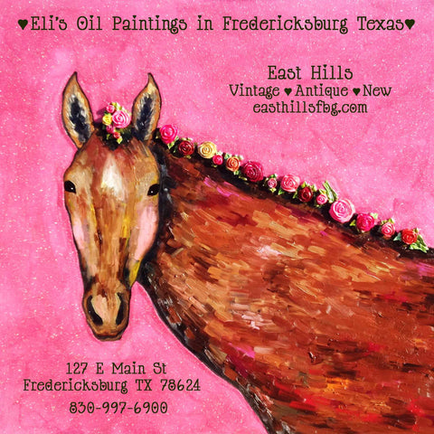 shop original oil paintings by eli halpin at east hills in fredericksburg texas