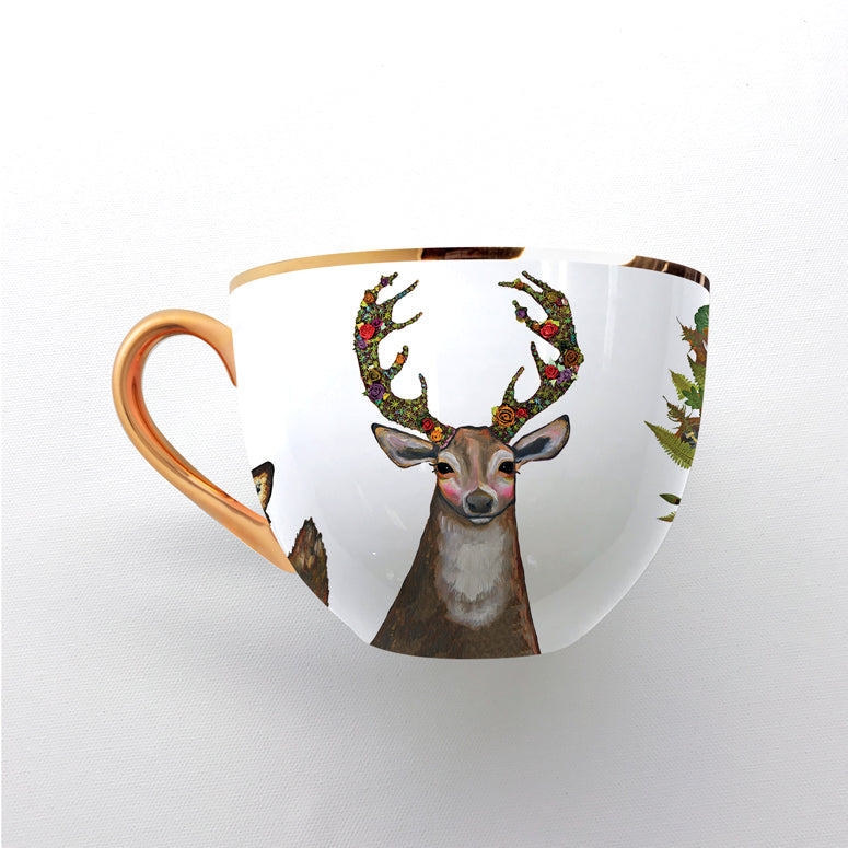 The Forest Bunch Coffee Cup
