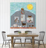 Barn Party - Giclée Print