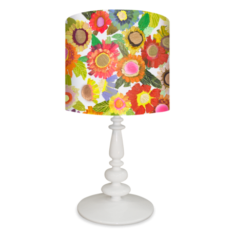 Blooms - Lamp Reproduction