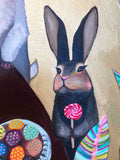 Carrot Cake - Oil Painting SOLD