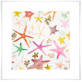 Colorful Starfish - Giclée Print