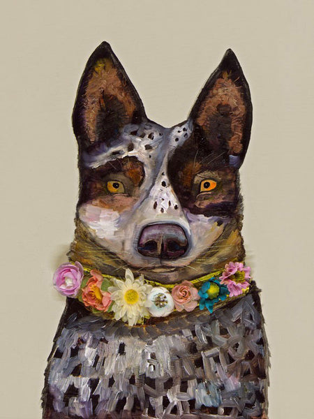 Cattle Dog - Giclée Print