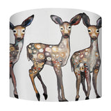 Dancing Fawns Lamp - Small