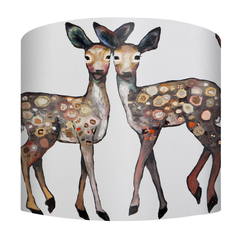 Dancing Fawns  - Lamp