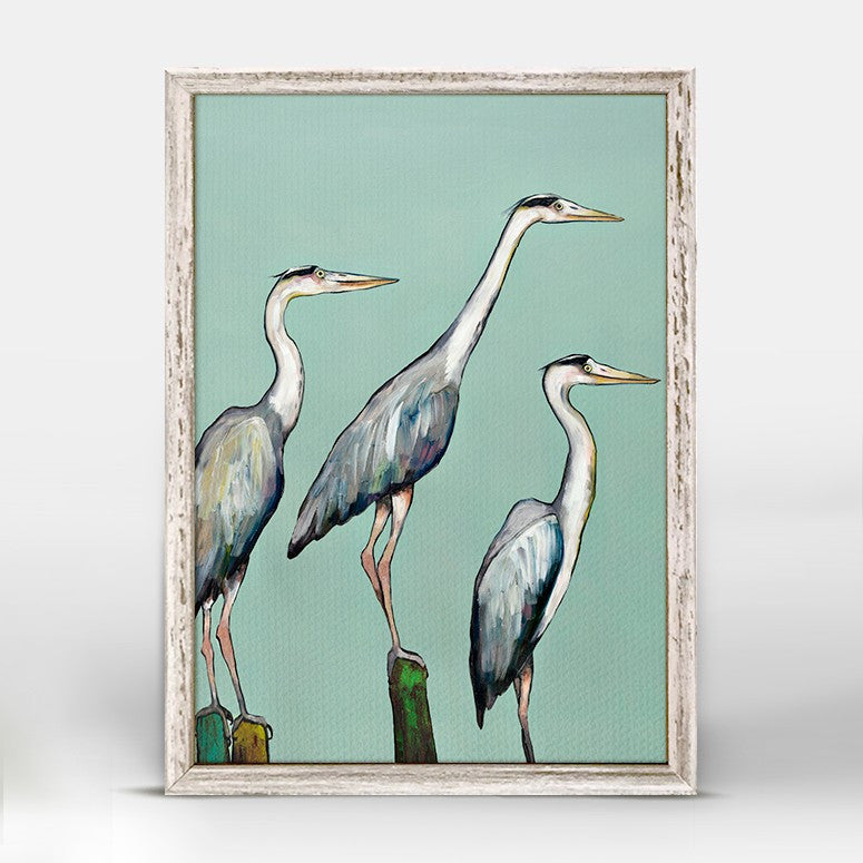 "Heron Focus Mini Print 5"" x 7"""