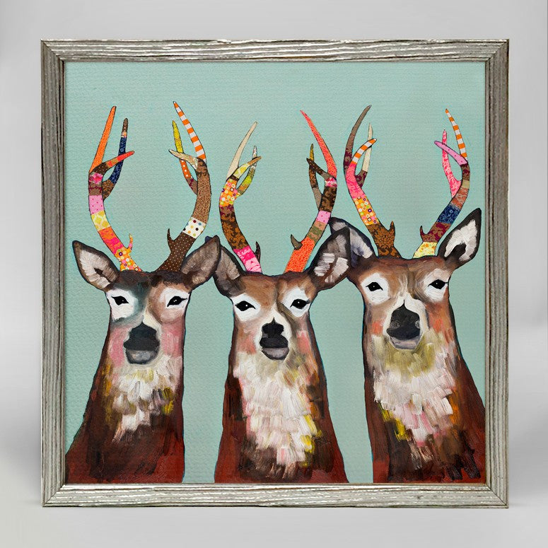Designer Deer Mini Print 6\