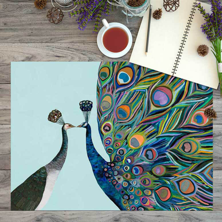 "I Like Your Crown Placemat 19"" x 14"""
