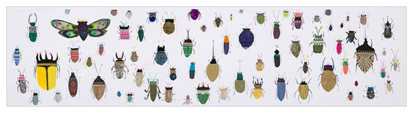 Insect Friends - Giclée Print
