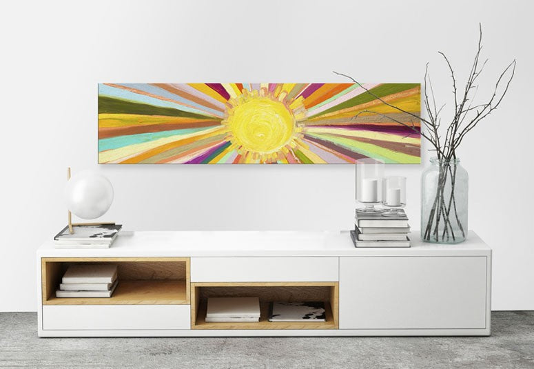 Little Sunshine - Giclée Print