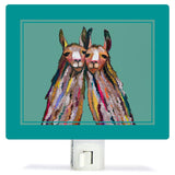 Llama Love Night Light