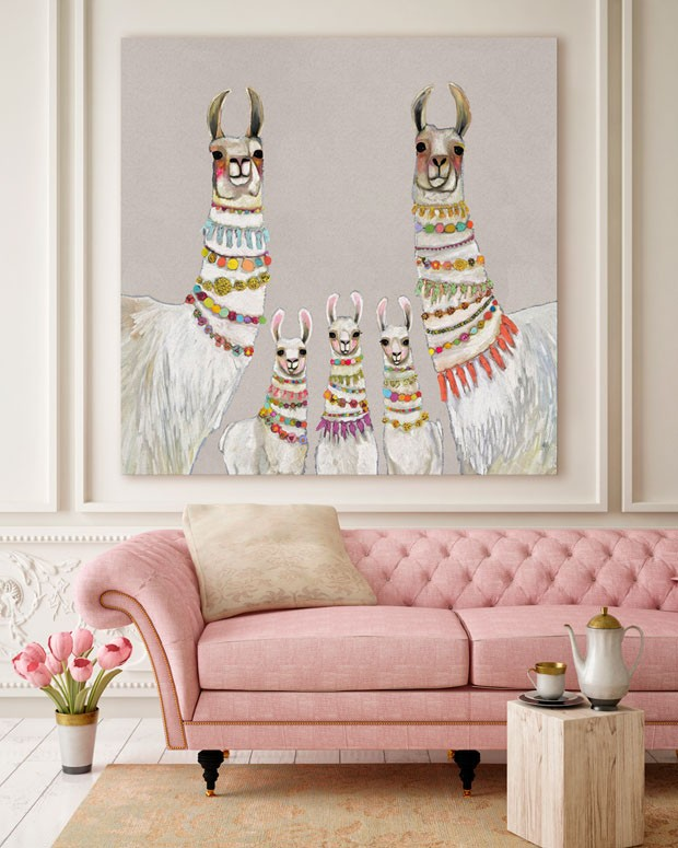 Necklaces Neutral - Giclée Print