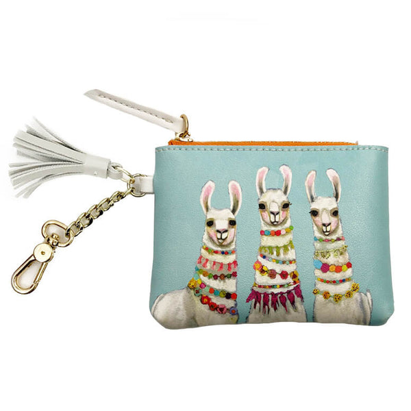 Necklaces Zippered Key Pouch