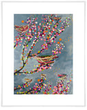 Nests & Berries - Giclée Print