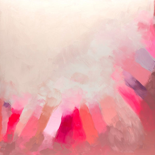 Pink Light - Giclée Print
