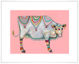 Queen of the Pasture Pink - Giclée Print
