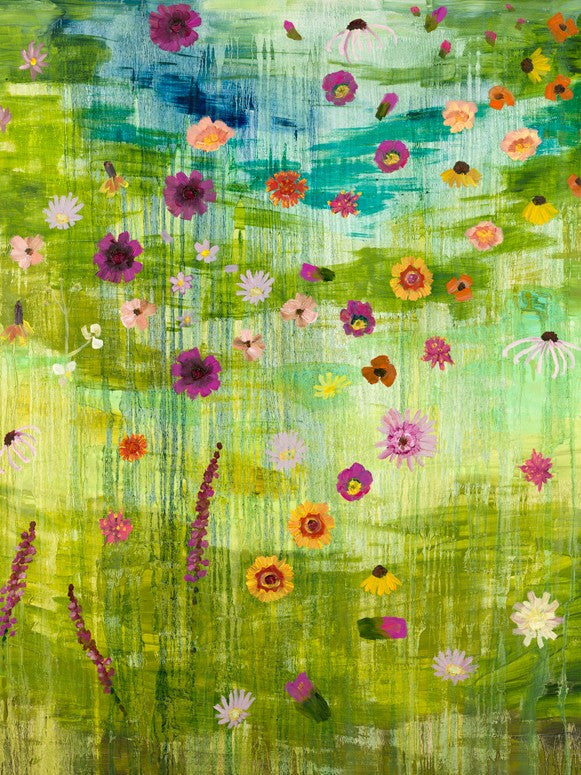 Texas Wildflowers - Giclée Print