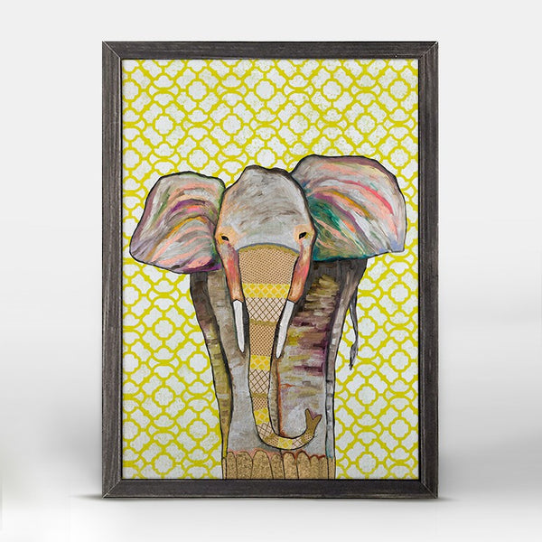 "Trendy Trunk Mini Print 5"" x 7"""