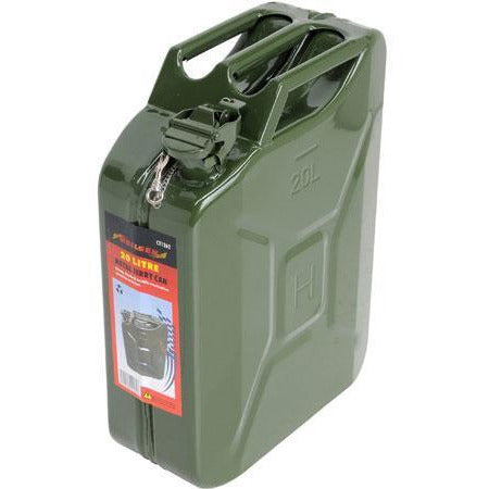 20L Neilson Metal Jerry Can - Trade 4 Less - Building Supplies UK